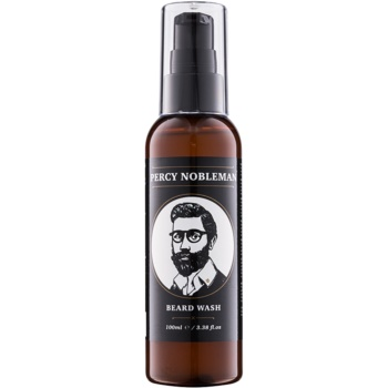 Percy Nobleman Beard Care șampon pentru barbă imagine 2021 notino.ro