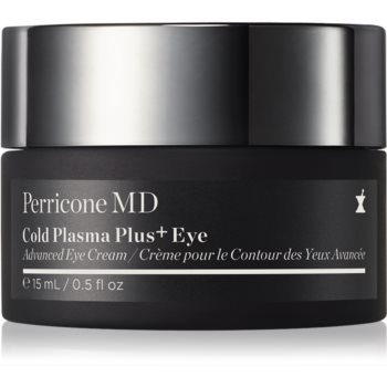 Perricone MD Cold Plasma Plus+ Eye crema hranitoare ochi împotriva ridurilor și a cearcănelor întunecate notino poza
