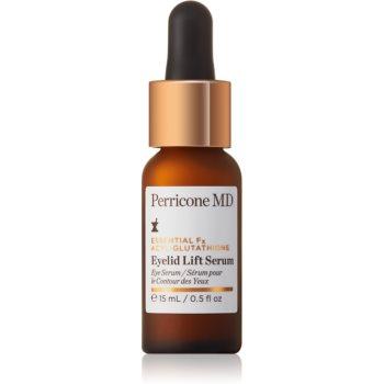 Perricone MD Essential Fx Acyl-Glutathione ser pentru ochi antirid imagine 2021 notino.ro