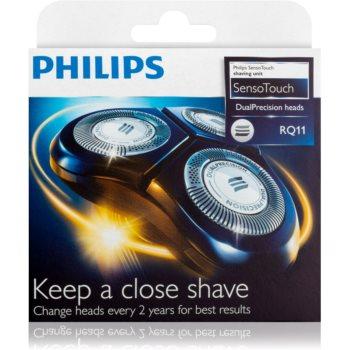 Philips SensoTouch DualPrecision Heads RQ11/50 náhradní holicí hlavy RQ11/50