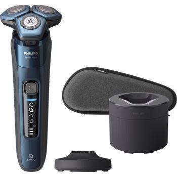 Philips Series 7000 S7786/55 Wet & Dry Aparat de bărbierit electric pentru piele sensibilă imagine 2021 notino.ro