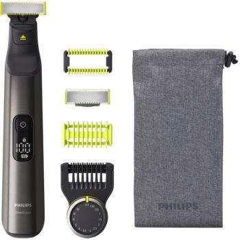 Philips OneBlade Face and Body Pro QP6550/30 Trimmer pentru parul de pe corp imagine 2021 notino.ro