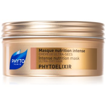 Phyto Phytoelixir Mască intens nutritivă pentru păr uscat și poros notino.ro