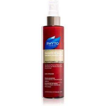 Phyto Phytomillesime tratament fără clătire, pentru luciul și protecția culorii părului imagine 2021 notino.ro