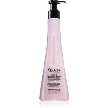 Phytorelax Laboratories Keratin Color balsam (nu necesita clatire) pentru păr vopsit imagine 2021 notino.ro