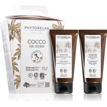 Phytorelax Laboratories Coconut set cadou de maini imagine 2021 notino.ro