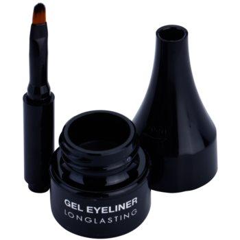 Pierre René Eyes Eyeliner eyeliner-gel impermeabil notino.ro