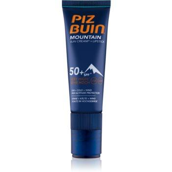 Piz Buin Mountain balsam protector SPF 50+ imagine 2021 notino.ro