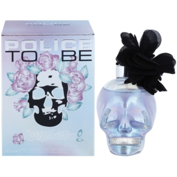 Police To Be Rose Blossom Eau de Parfum pentru femei notino.ro