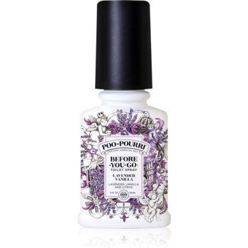 Poo-Pourri Before You Go spray de toaletă împotriva mirosului Lavender Vanilla imagine 2021 notino.ro