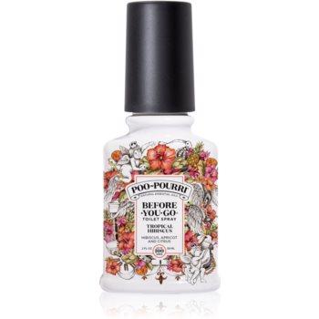 Poo-Pourri Before You Go spray de toaletă împotriva mirosului Tropical Hibiscus imagine 2021 notino.ro
