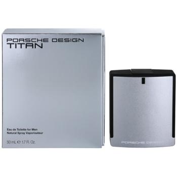 Porsche Design Titan Eau de Toilette pentru bărbați