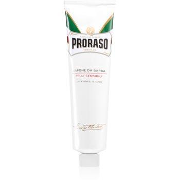 Proraso White săpun de ras pentru pielea sensibilă in tub imagine 2021 notino.ro