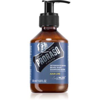 Proraso Azur Lime șampon pentru barbă imagine 2021 notino.ro