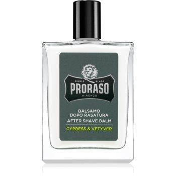 Proraso Cypress & Vetyver balsam hidratant dupa barbierit imagine 2021 notino.ro