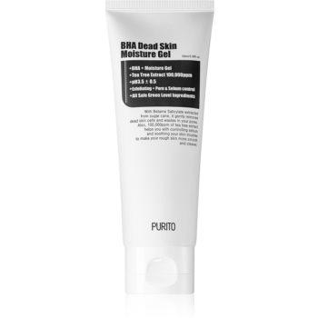 Purito BHA Dead Skin Moisture gel exfoliant de curatare cu efect de hidratare imagine 2021 notino.ro
