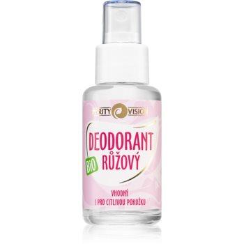 Purity Vision Rose deodorant Spray imagine 2021 notino.ro