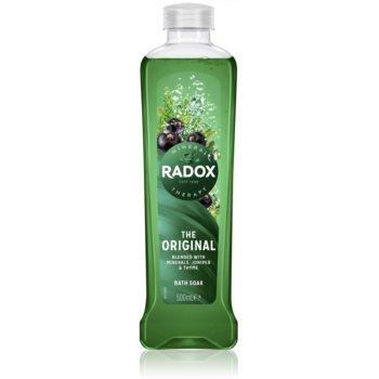 Radox Original spuma de baie relaxanta imagine 2021 notino.ro