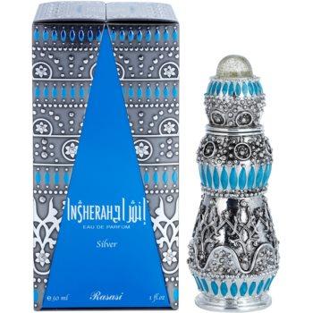 Rasasi Insherah Silver Eau de Parfum unisex imagine 2021 notino.ro