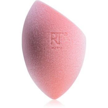 Real Techniques Miracle Powder Sponge burete pentru pudră imagine 2021 notino.ro