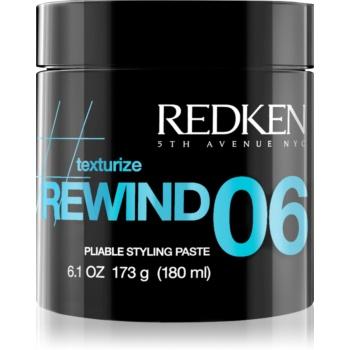 Redken Texturize Rewind 06 pastă modelatoare pentru păr imagine 2021 notino.ro