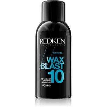Redken Texturize Wax Blast 10 ceara de par pentru un aspect mat imagine 2021 notino.ro