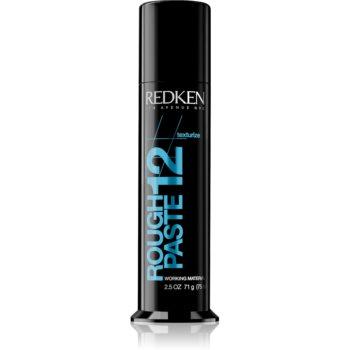 Redken Texturize Rough Paste 12 gel modelator pentru coafura pentru toate tipurile de păr imagine 2021 notino.ro