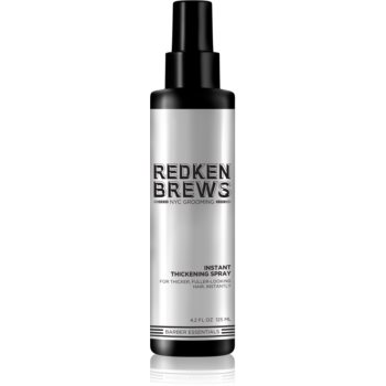 Redken Brews spray pentru volum pentru par fin imagine 2021 notino.ro