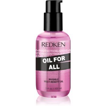 Redken Oil For All ulei intens hrănitor pentru toate tipurile de păr imagine 2021 notino.ro