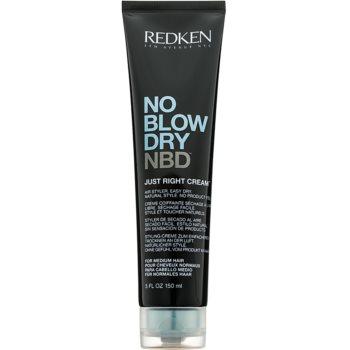Redken No Blow Dry cremă de coafat cu uscare rapidă imagine 2021 notino.ro