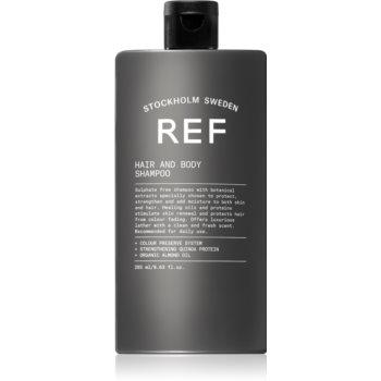 REF Hair & Body gel de dus si sampon 2in1 imagine 2021 notino.ro