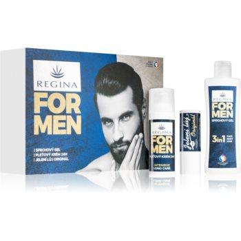 Regina For Men set de cosmetice pentru bărbați imagine 2021 notino.ro