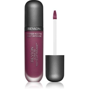 Revlon Cosmetics Ultra HD Matte Lip Mousse™ ruj lichid ultra mat imagine 2021 notino.ro