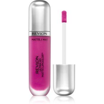 Revlon Cosmetics Ultra HD Matte Lipcolor™ ruj lichid ultra mat imagine 2021 notino.ro