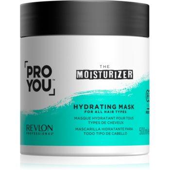 Revlon Professional Pro You The Moisturizer masca hranitoare pentru toate tipurile de păr imagine 2021 notino.ro