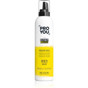 Revlon Professional Pro You The Definer fixativ de păr pentru volum, cu fixare medie imagine 2021 notino.ro