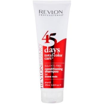 Revlon Professional Revlonissimo Color Care 2 în 1 șampon și balsam pentru păr roșcat imagine 2021 notino.ro