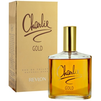 Revlon Charlie Gold Eau de Toilette pentru femei