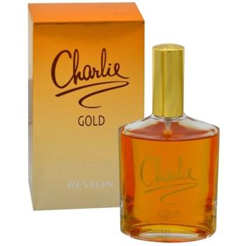 Revlon Charlie Gold Eau Fraiche Eau de Toilette pentru femei
