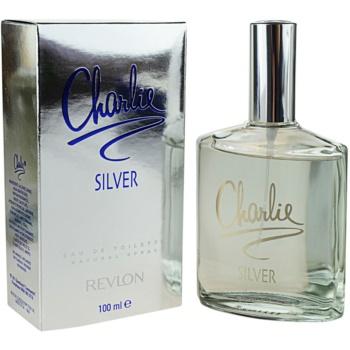 Revlon Charlie Silver Eau de Toilette pentru femei