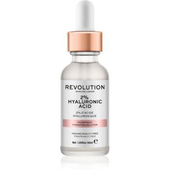 Revolution Skincare Hyaluronic Acid 2% ser hidratant imagine 2021 notino.ro
