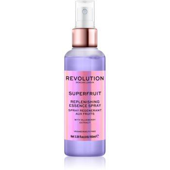 Revolution Skincare Superfruit spray facial recuperator imagine 2021 notino.ro