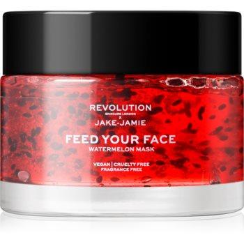 Revolution Skincare X Jake-Jamie Watermelon masca faciala hidratanta imagine 2021 notino.ro