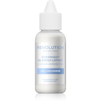 Revolution Skincare Blemish Zinc & Niacinamide produse de ingirjire zilnica impotriva acneei imagine 2021 notino.ro
