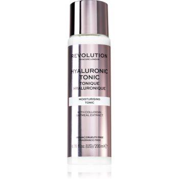 Revolution Skincare Hyaluronic Acid tonic hidratant cu acid hialuronic notino.ro