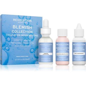 Revolution Skincare Blemish Collection set de cosmetice (pentru ten gras si problematic) imagine 2021 notino.ro