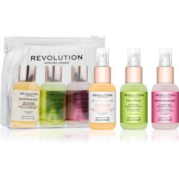Revolution Skincare Mini Essence So Soothing set pentru îngrijirea pielii (pentru netezirea pielii) imagine 2021 notino.ro