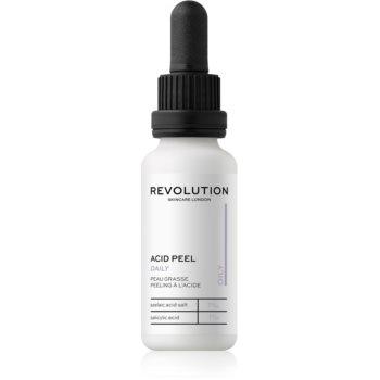 Revolution Skincare Peeling Solution exfoliant facial pentru ten gras imagine 2021 notino.ro