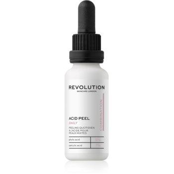 Revolution Skincare Peeling Solution exfoliant facial pentru ten mixt imagine 2021 notino.ro
