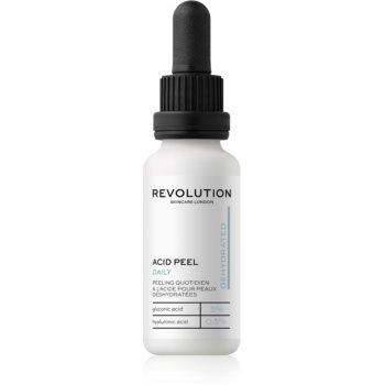 Revolution Skincare Peeling Solution exfoliant facial pentru tenul uscat imagine 2021 notino.ro